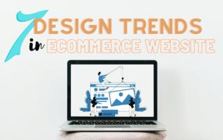Design Trends in eCommerce