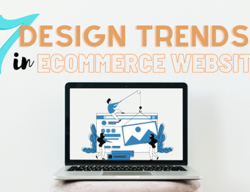 7 Design Trends in eCommerce Website
