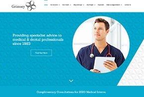 Website Designs at Grimsey Pty Ltd