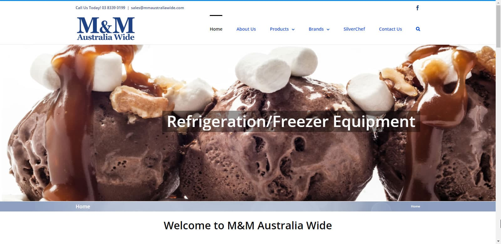 M&M Australia Wide Web Design ⋆ Award Winning Website Designs