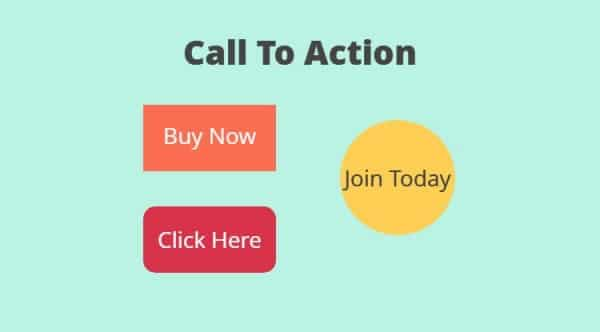Make a Clear Call to Action