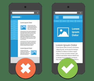 Mobile Website Optimisation