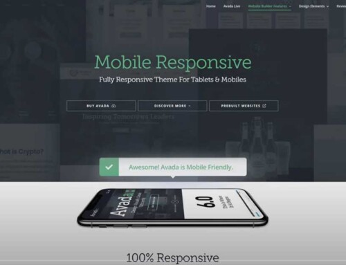 Responsive Options In Avada