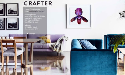 Web Design - Crafter