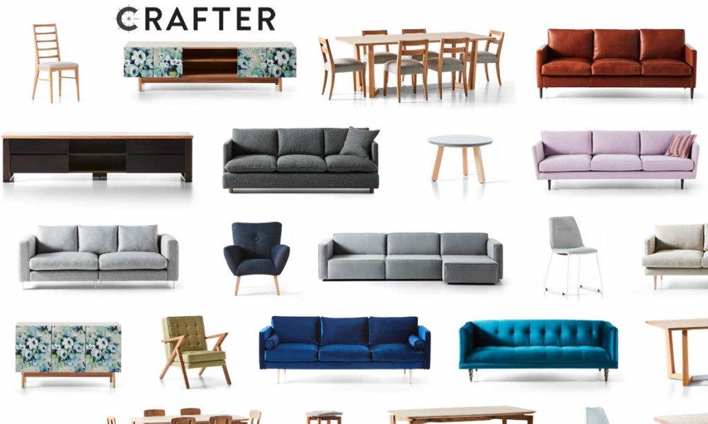 ZAAAX Web Design - Crafter Interiors