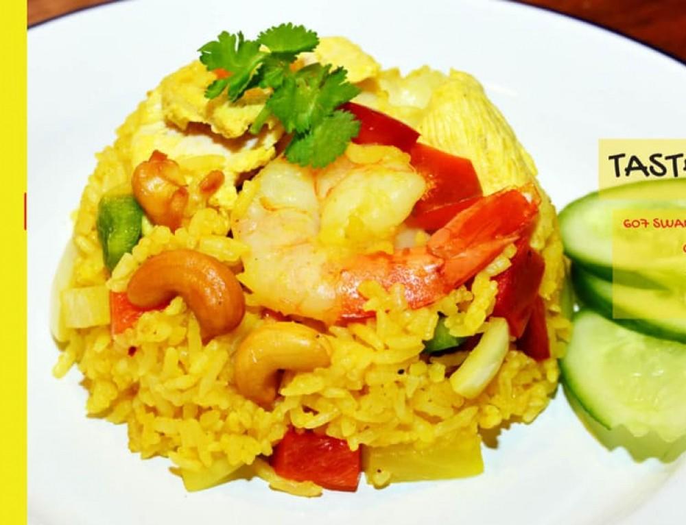 Web Design – Wokks – Thai Inspired Street Food