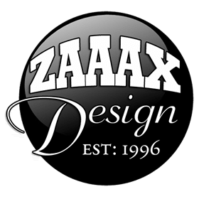 ZAAAX Web Design