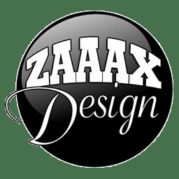 ZAAAX Design Retina Logo