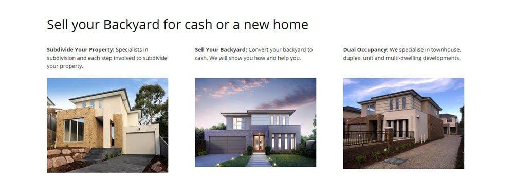 Backyard Buyers