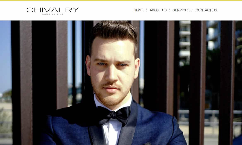 Chivalry Image Web Design