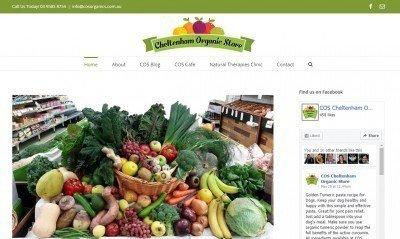 ZAAAX Design - COS Organics