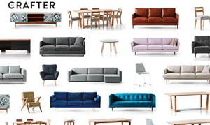 Web Design - Crafter Interiors