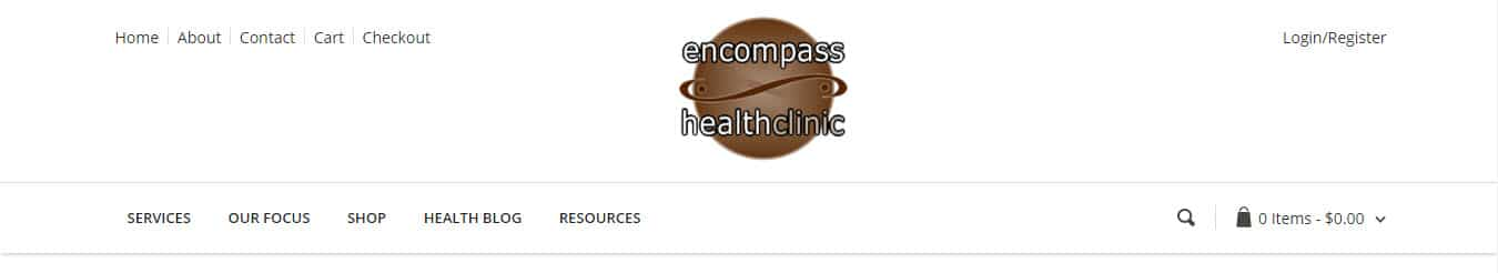 Websites for Business - Encompass Health @ ZAAAX
