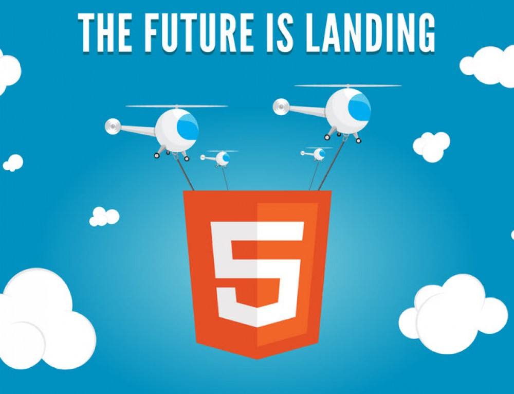 5 Reasons HTML5 Is Better Than Anything