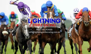Web Design - Lightning Stike Racing