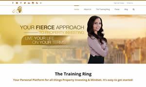 Web Design - Lyons Property Mentoring