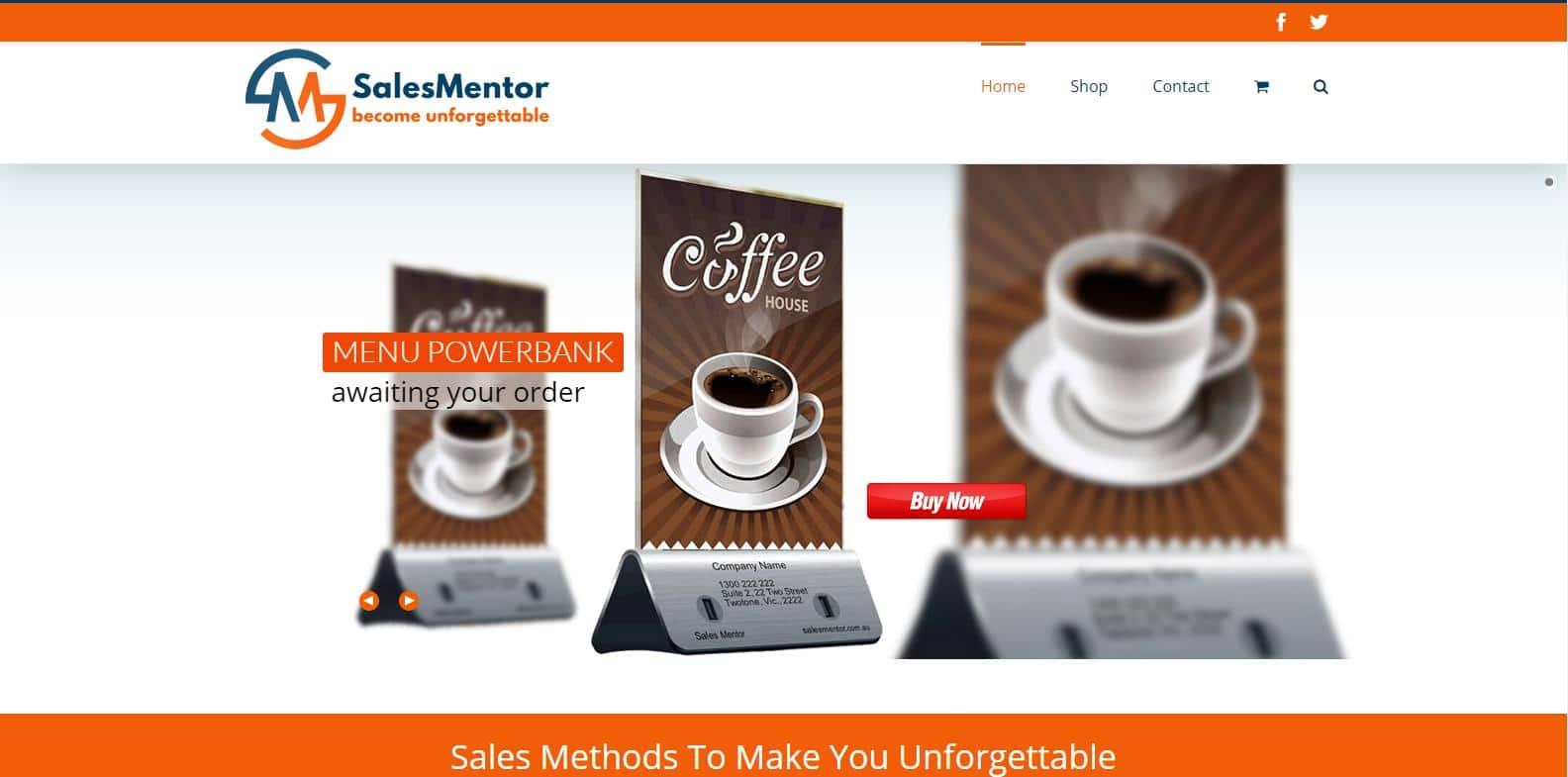 ZAAAAX Design - Sales Mentor