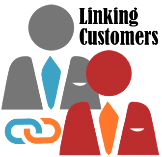 SEO / SEM Linking Customers