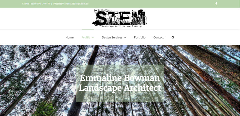 Stem Landscape @ ZAAAX Design