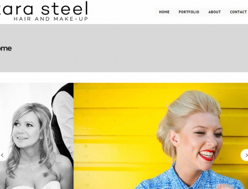 Tara Steel Web Design