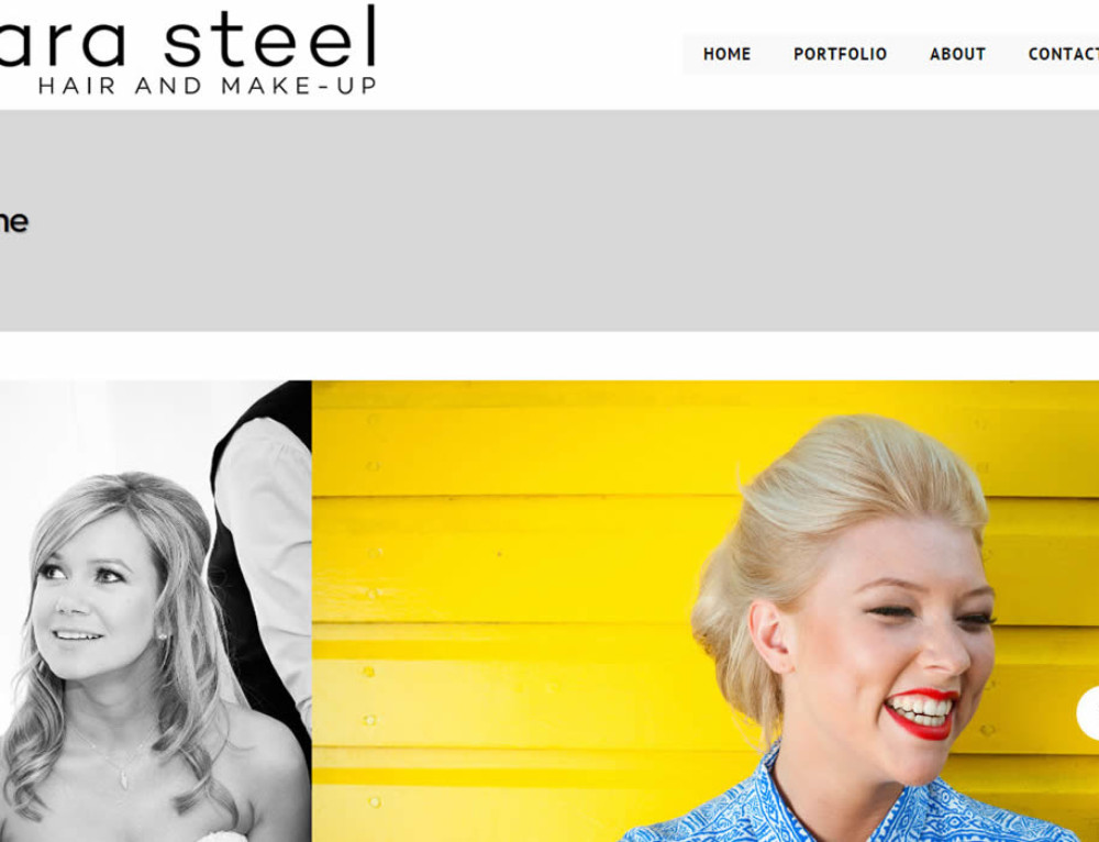 Web Design – Tara Steel