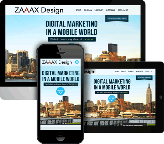 Websites Designed for Business